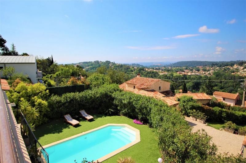 Deluxe sale house / villa Vence 850000€ - Picture 10
