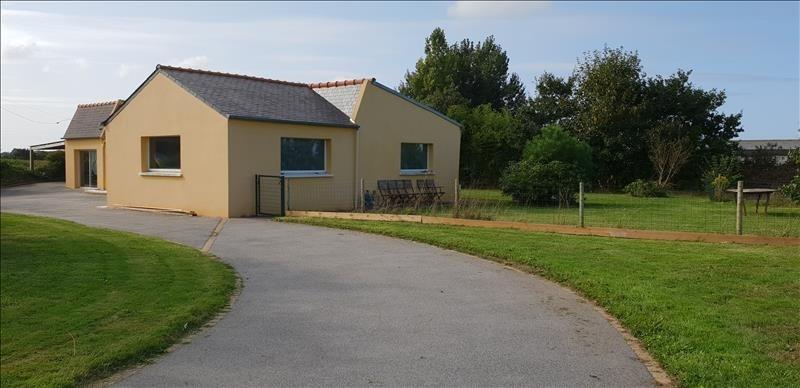 Vente maison / villa Plouvien 169000€ - Photo 2