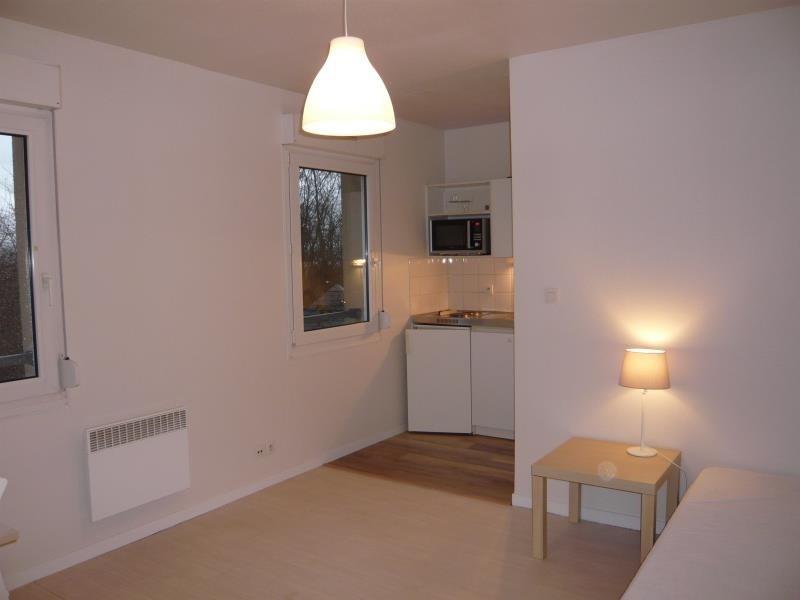 Rental apartment Caen 365€ CC - Picture 1