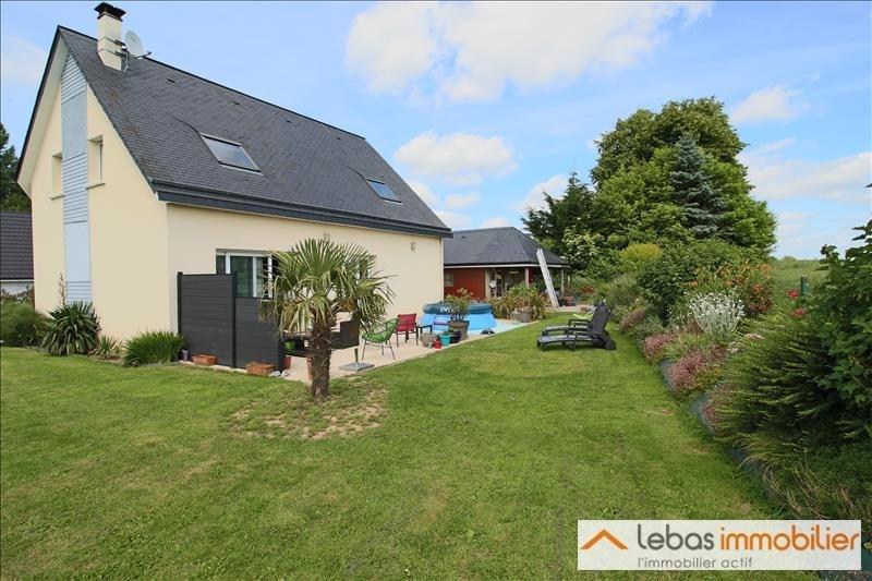 Vente maison / villa Ectot l auber 234000€ - Photo 2