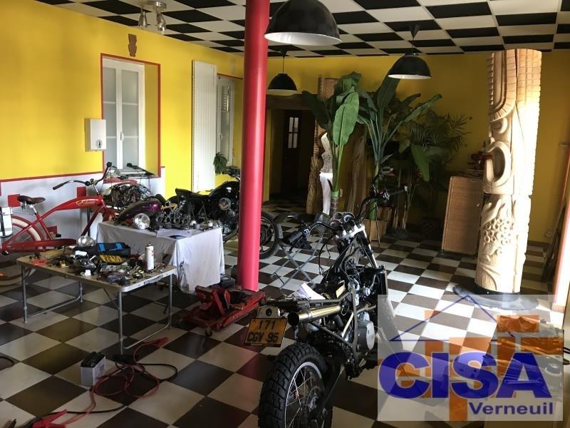 Sale house / villa Mogneville 479000€ - Picture 4