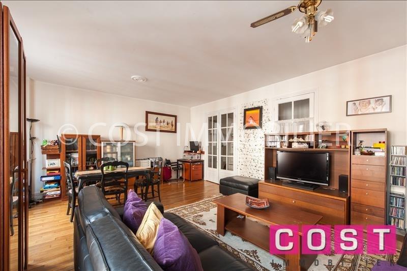 Vendita appartamento Asnieres sur seine 515000€ - Fotografia 6