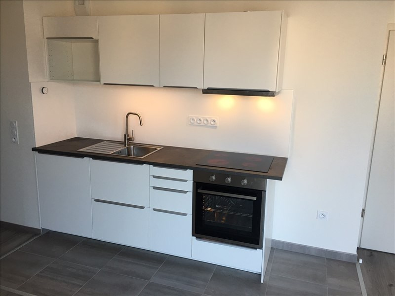 Rental apartment Bischheim 674€ CC - Picture 1