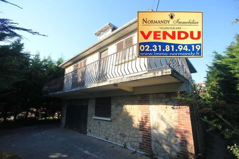 Vente maison / villa Villers sur mer 243800€ - Photo 2