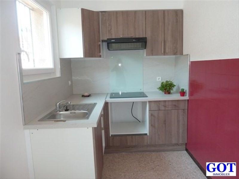 Locação apartamento Villelongue de la salanque 496€ CC - Fotografia 3