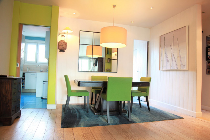 Verkoop  appartement Paris 16ème 1220000€ - Foto 5