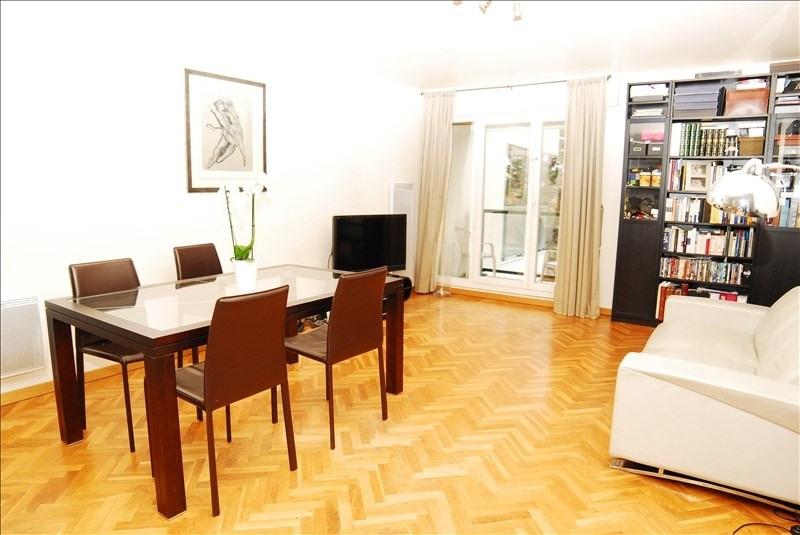Vente appartement Saint-cloud 480000€ - Photo 1