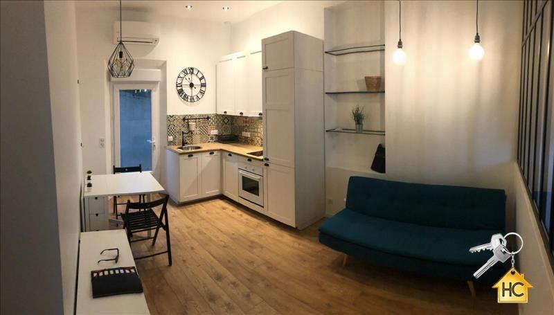 Vendita appartamento Cannes la bocca 134000€ - Fotografia 1