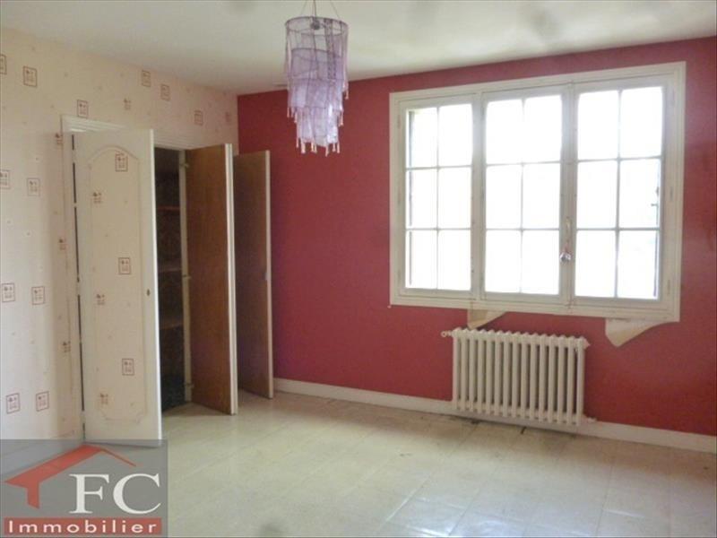 Sale house / villa Villechauve 107000€ - Picture 5