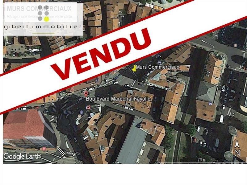 Vente immeuble Le puy en velay 96000€ - Photo 1