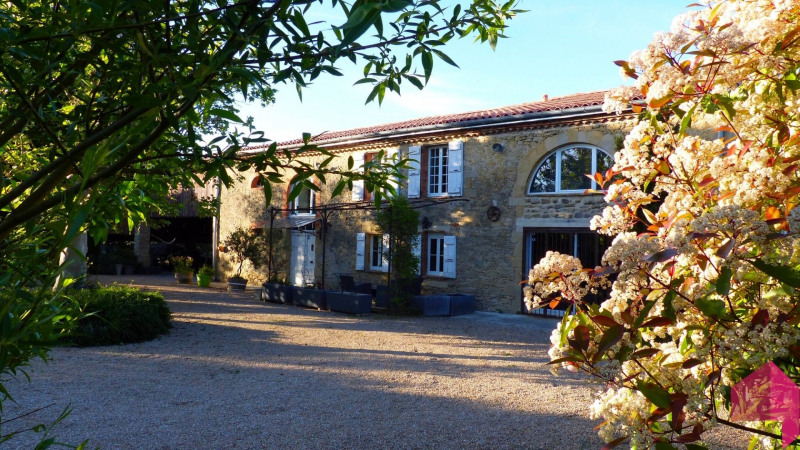 Deluxe sale house / villa Saint felix lauragais 472 000€ - Picture 1