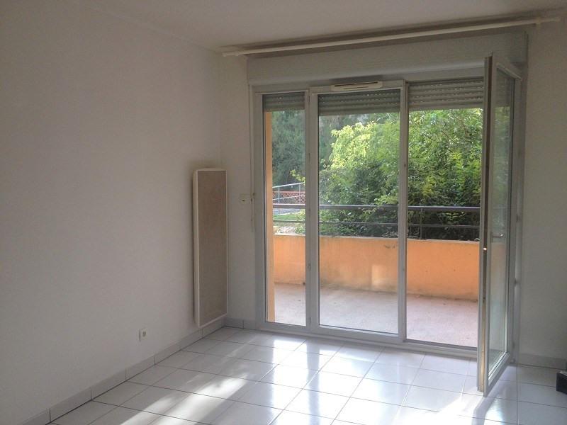 Rental apartment Aussonne 509€ CC - Picture 1