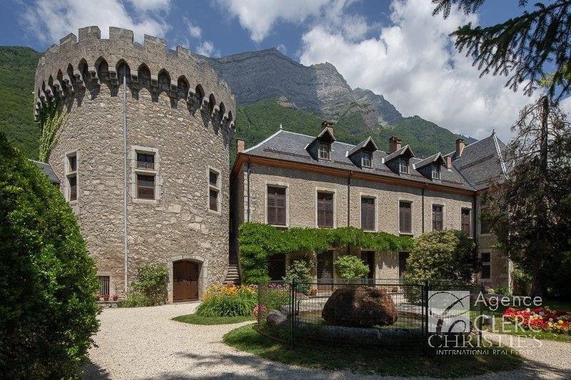 Vente de prestige château Saint-pierre-d'albigny 4250000€ - Photo 5