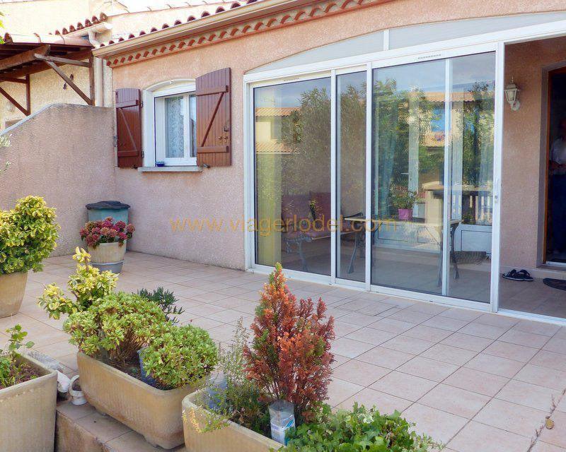Life annuity house / villa Fleury 66000€ - Picture 2