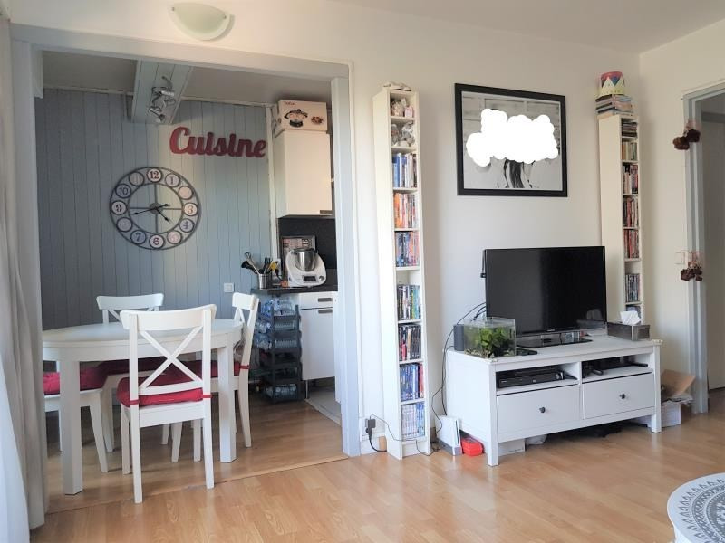Sale apartment Meudon la foret 230 000€ - Picture 3
