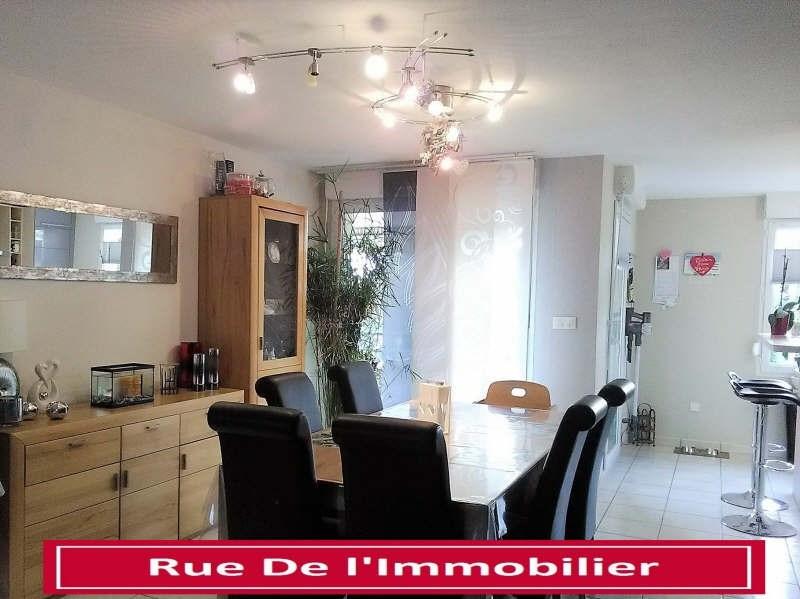 Vente appartement Dauendorf 186000€ - Photo 2