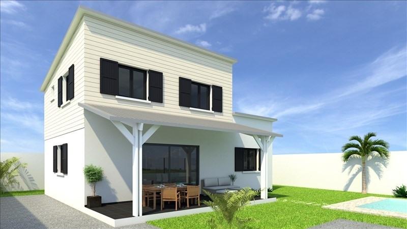 Sale house / villa Les avirons 372000€ - Picture 3