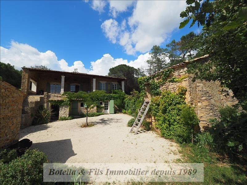 Verkoop van prestige  huis Uzes 778000€ - Foto 15
