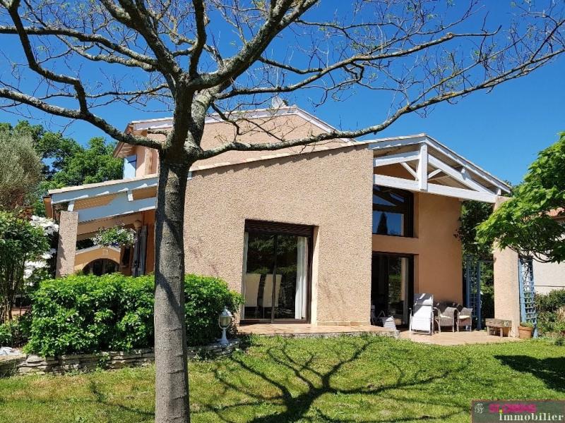 Vente de prestige maison / villa Labege 567000€ - Photo 1