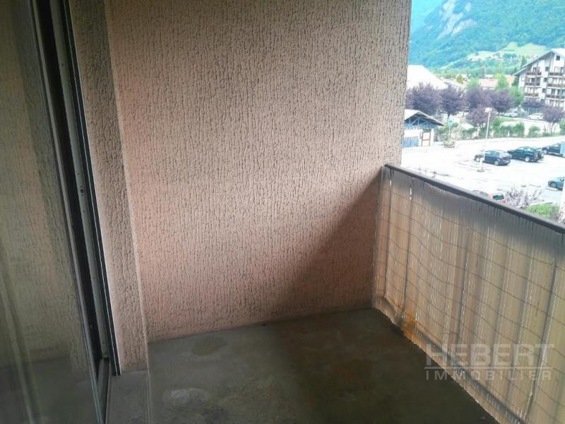 Vente appartement Sallanches 45000€ - Photo 5