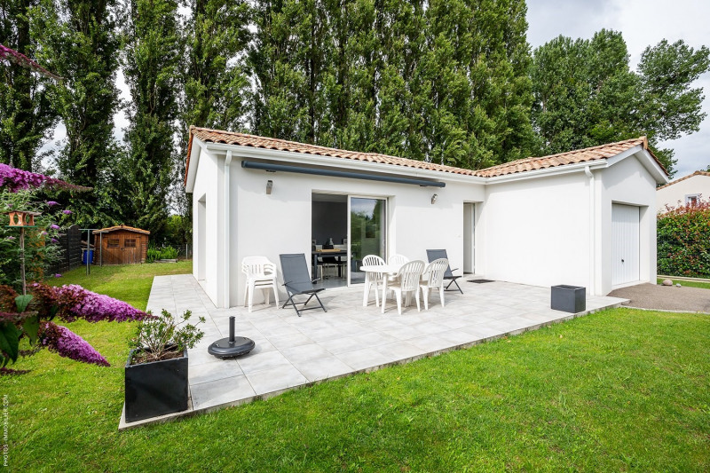 Vente maison / villa Canejan 447300€ - Photo 1