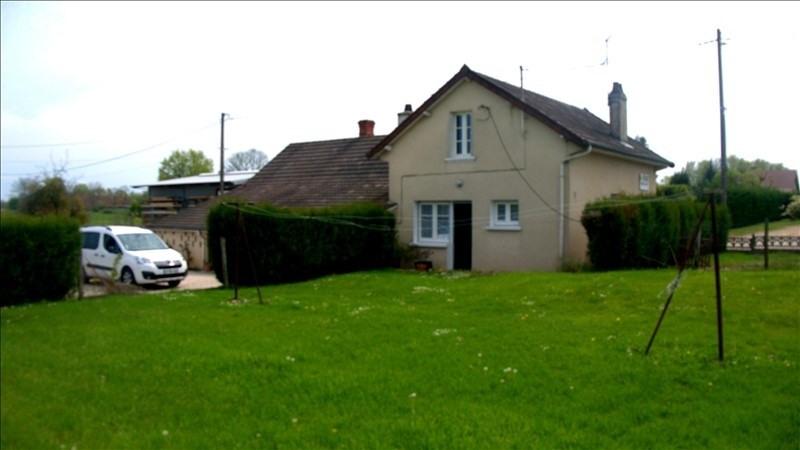 Vente maison / villa Mervans 108000€ - Photo 2