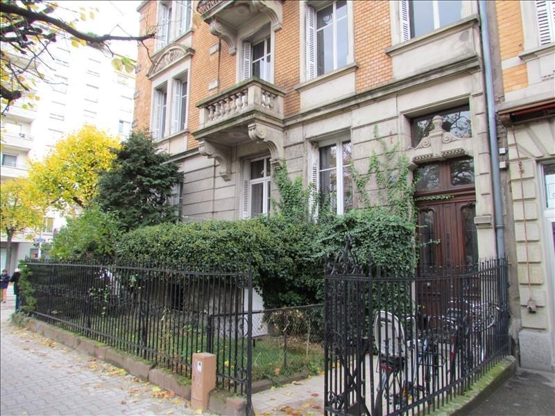 Sale apartment Strasbourg 525000€ - Picture 1