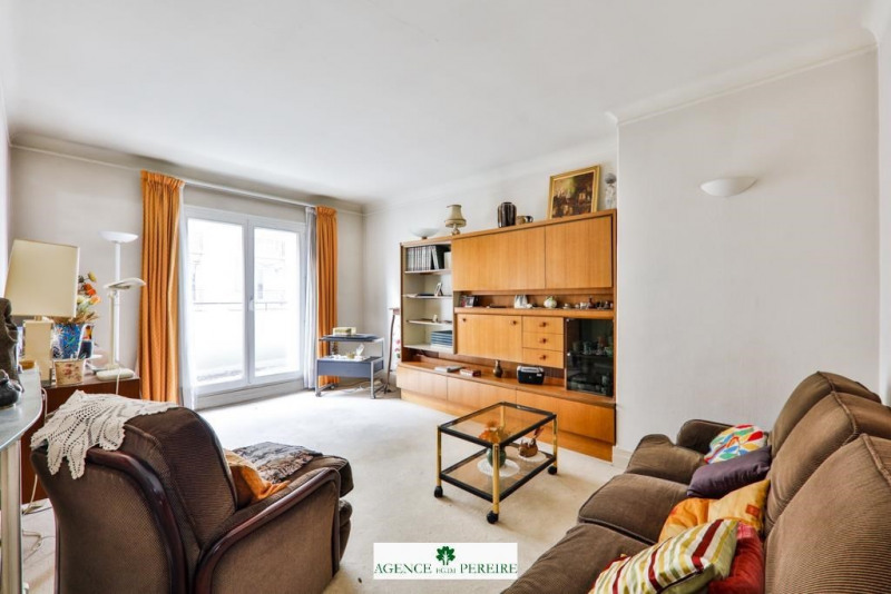 Vente appartement Paris 17ème 500 000€ - Photo 1