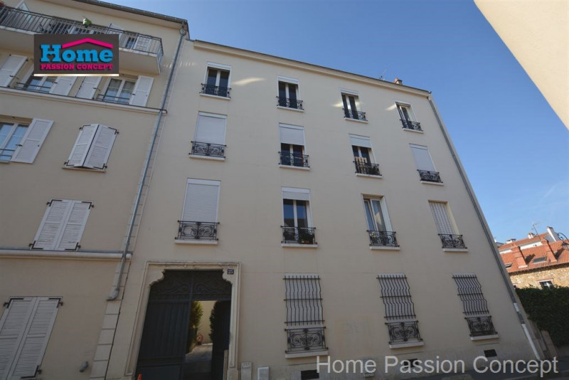 Rental apartment Nanterre 1200€ CC - Picture 1