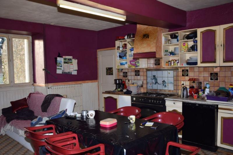 Sale house / villa Chaumont d'anjou 165600€ - Picture 3
