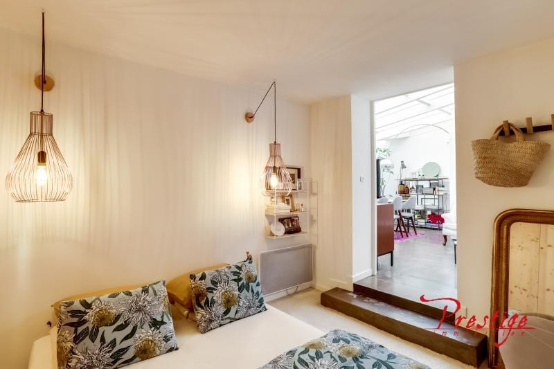 Vente appartement Paris 18ème 499000€ - Photo 5
