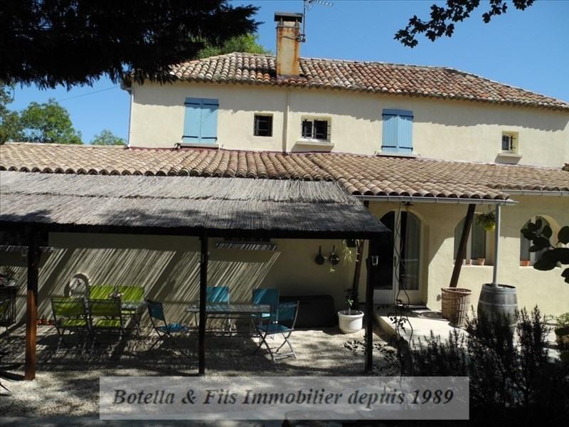 Vente de prestige maison / villa Barjac 526000€ - Photo 10