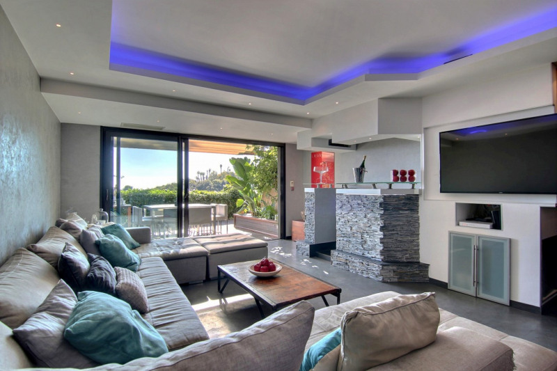 Vente de prestige appartement Golfe-juan 598 000€ - Photo 4
