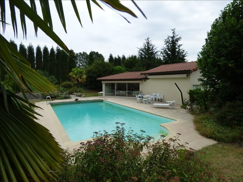 Vente maison / villa Anneyron 473 000€ - Photo 1