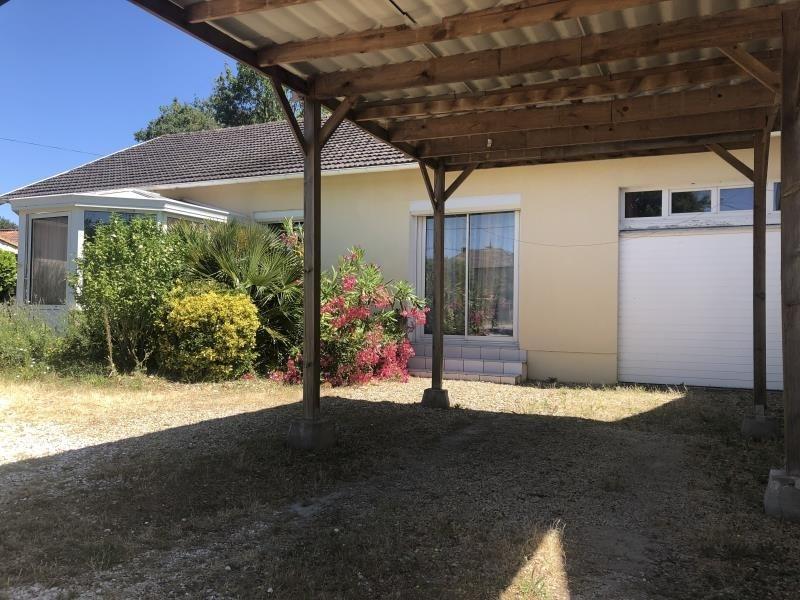 Vente maison / villa Roches premarie andille 172000€ - Photo 1