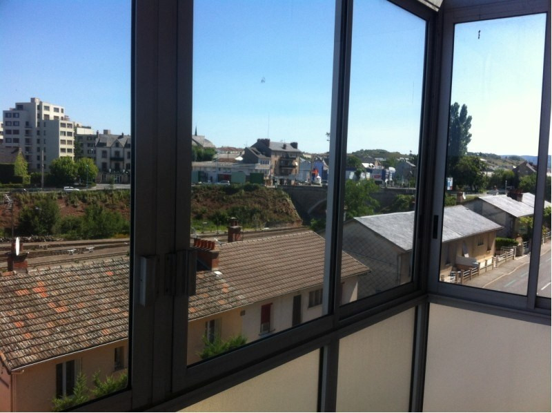 Rental apartment Rodez 363€ CC - Picture 1
