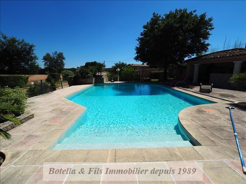 Verkoop van prestige  huis Uzes 495000€ - Foto 3
