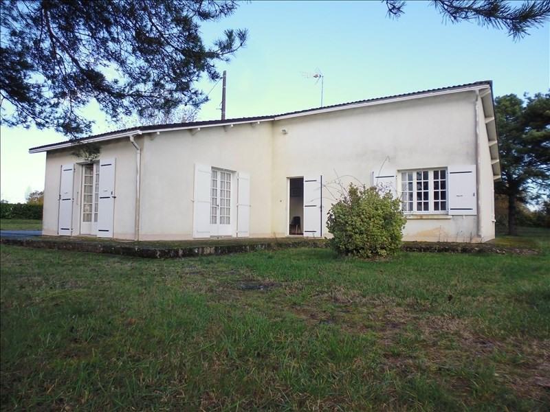 Sale house / villa Poitiers 100000€ - Picture 4