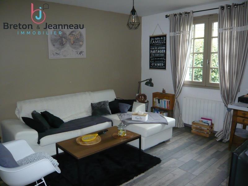 Vente maison / villa Gennes sur glaize 94500€ - Photo 2