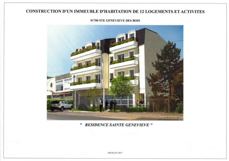 Sale apartment Sainte genevieve des bois 214 000€ - Picture 3