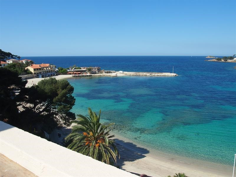 Location vacances appartement Bandol 950€ - Photo 1