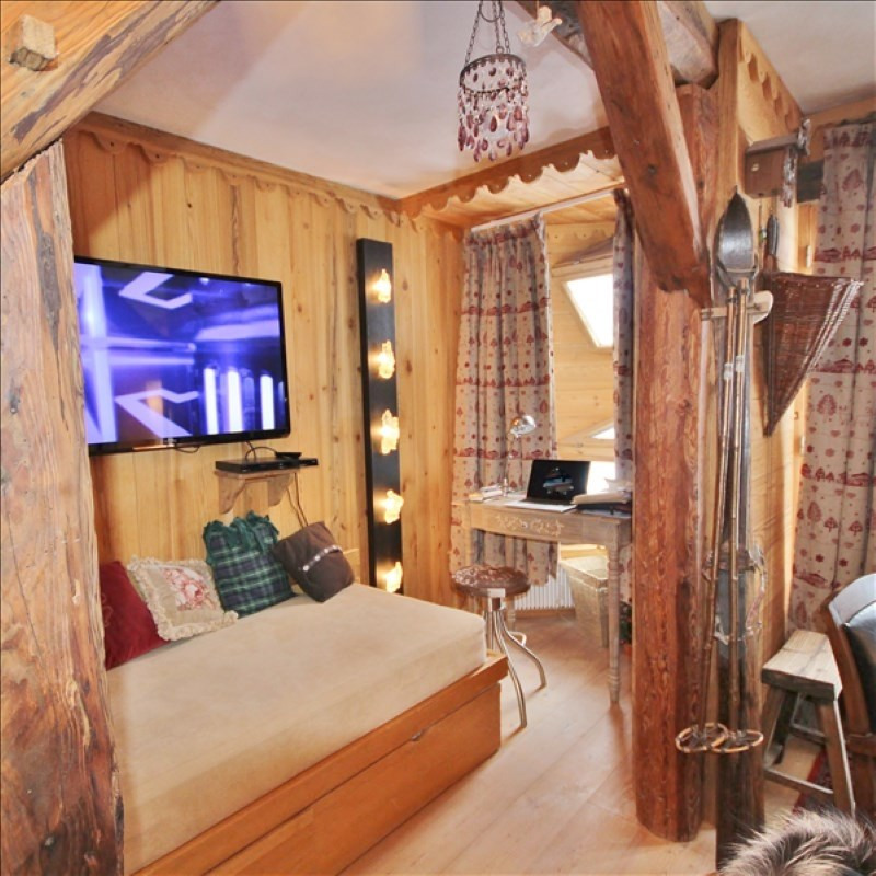 Vente de prestige appartement Val d isere 490 000€ - Photo 2