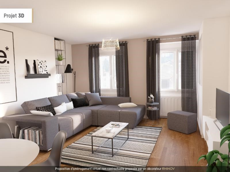 Location appartement Tarare 540€ CC - Photo 4
