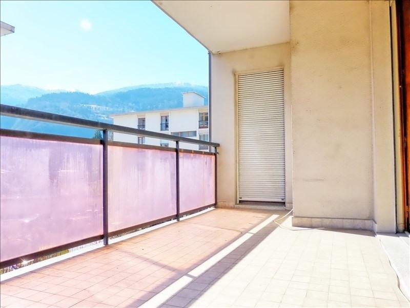 Vente appartement Cluses 123000€ - Photo 2