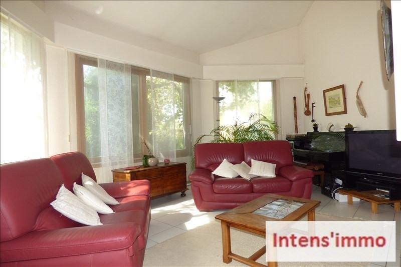 Sale house / villa Malissard 425000€ - Picture 6