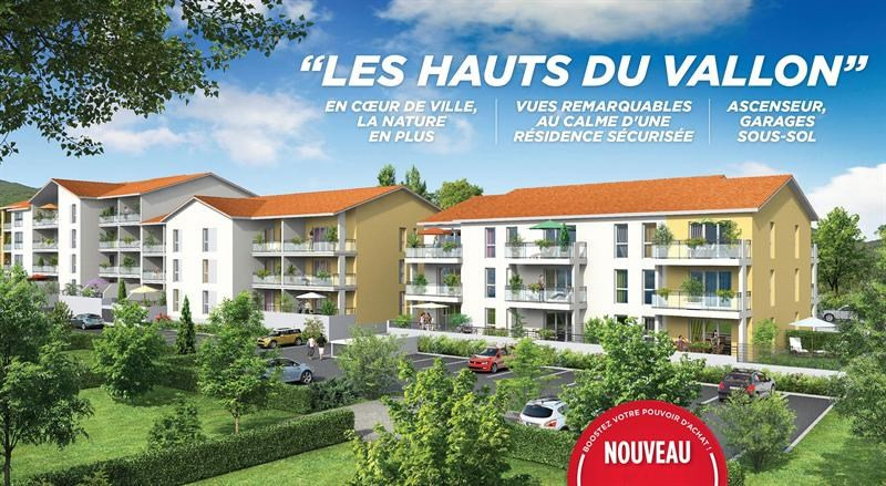 Vente neuf programme Pollionnay  - Photo 2