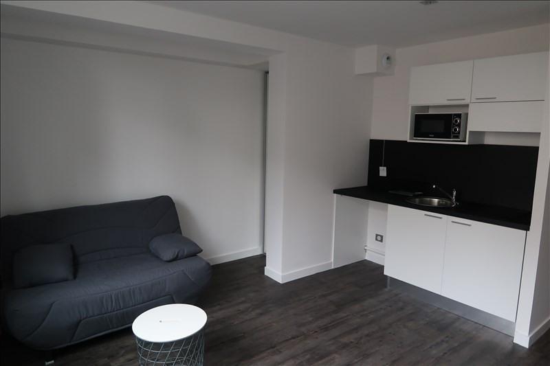 Rental apartment Caluire et cuire 455€ CC - Picture 2