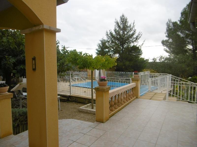Vente maison / villa Aubais 399500€ - Photo 7