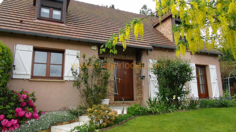 Vendita nell' vitalizio di vita casa Droue-sur-drouette 63000€ - Fotografia 1