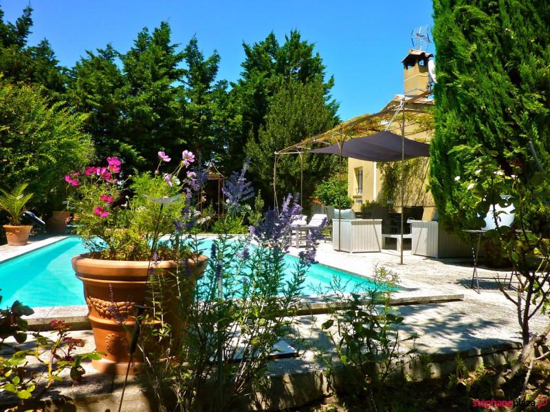 Sale house / villa Vedene 378000€ - Picture 3